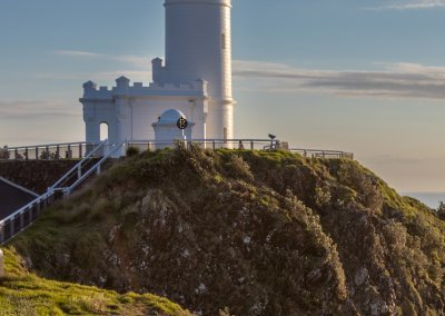 Weekend walks to the iconic Byron Bay Lighthouse